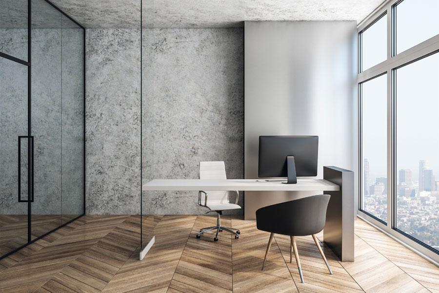 Büroplatz optimieren, Arbeitsplatz einrichten