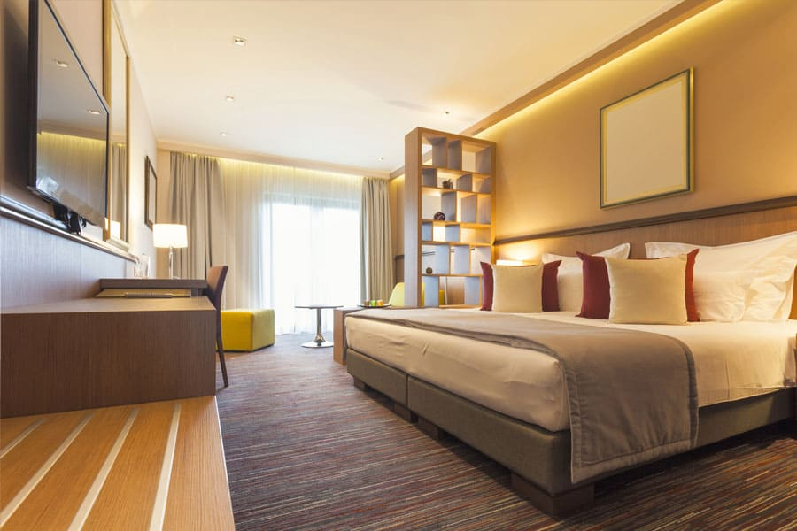 Hotels einrichten, Verkaufsfläche gestalten